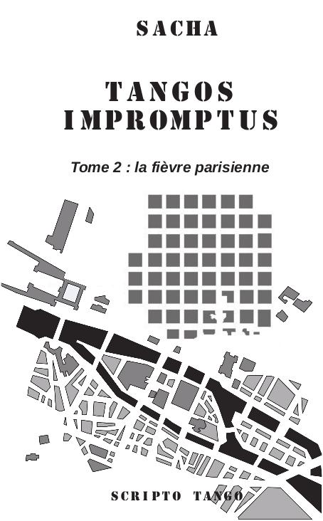 Tango Impromptus Couverture